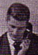 Frank Malone CKLG circa 1964 - Click to enlarge